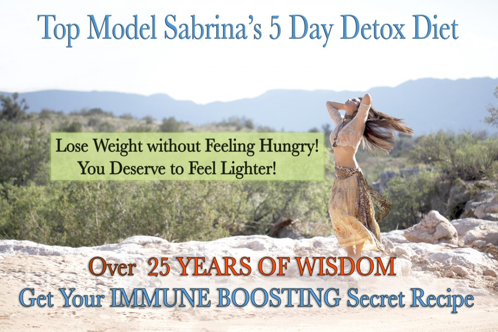 5 Day DETOX Diet - Sabrina Barnett