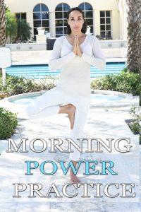 Morning Power Practice Course - Sabrina Barnett