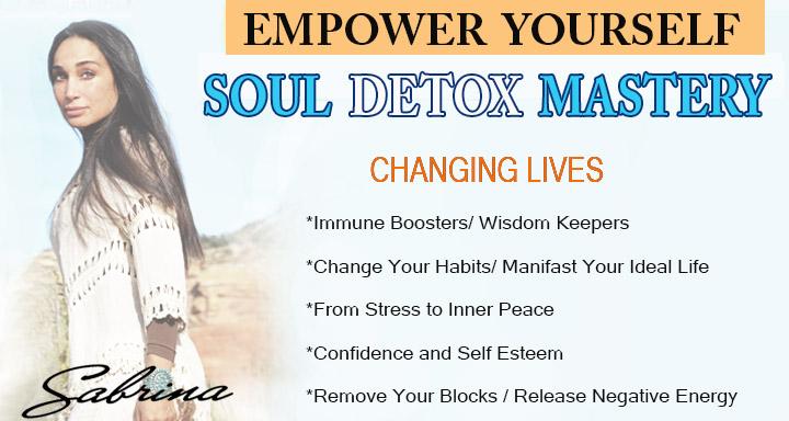 Soul Detox Mastery Course - Sabrina Barnett