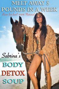 Super Model Sabrina Barnett's 5 Day Detox Diet