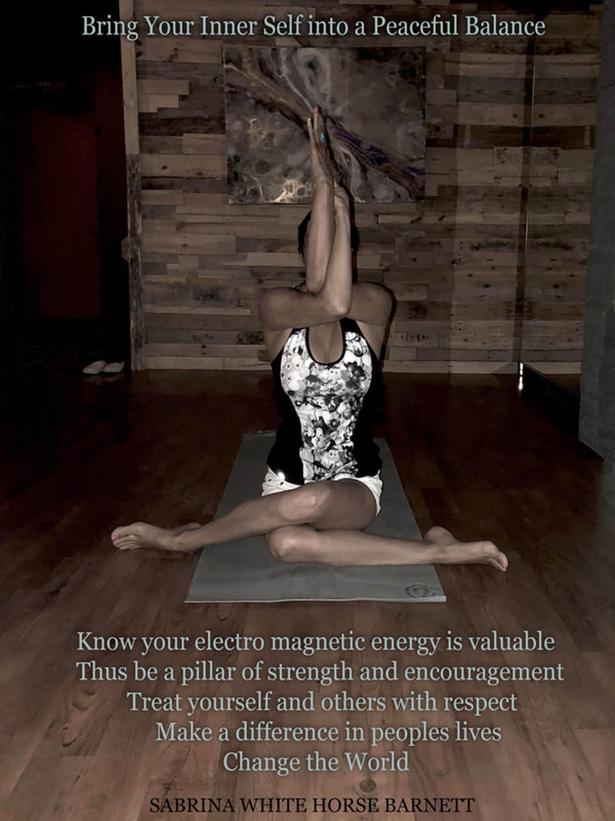 sabrina barnett yoga
